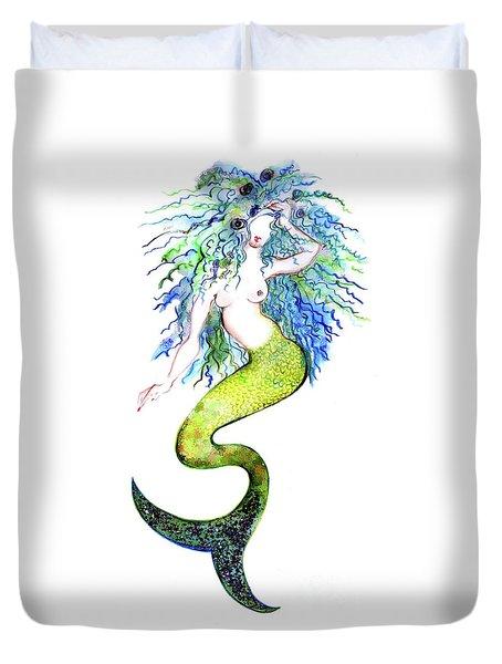 Sereia Duvet Cover