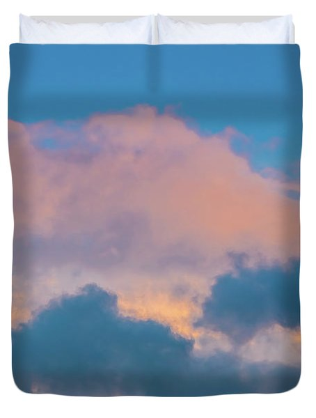 Shades Of Clouds Duvet Cover