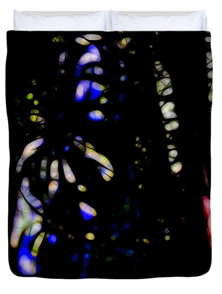 Shadow Soul Duvet Cover