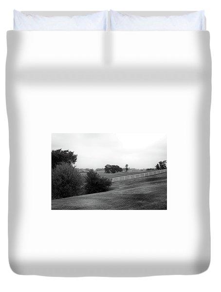 Shaker Field Duvet Cover