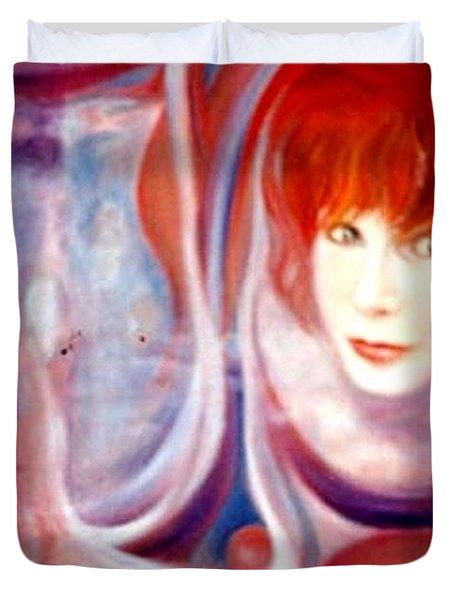 Shirley Incarnate Duvet Cover