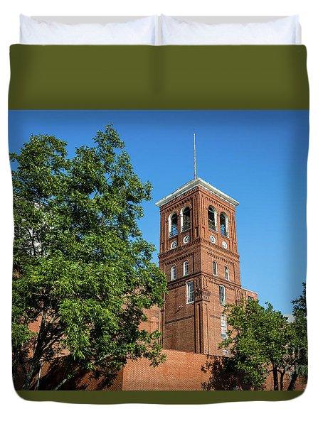 Sibley Mill Augusta Ga Duvet Cover