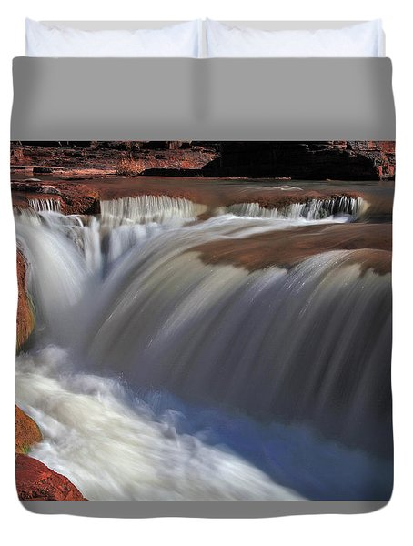 Silken Flow Duvet Cover