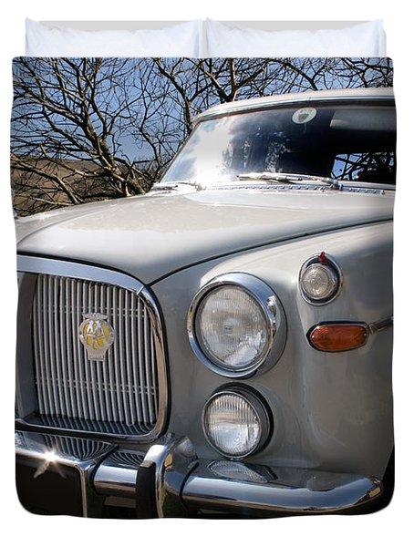 Silver Rover P5b 3.5 Ltr Duvet Cover