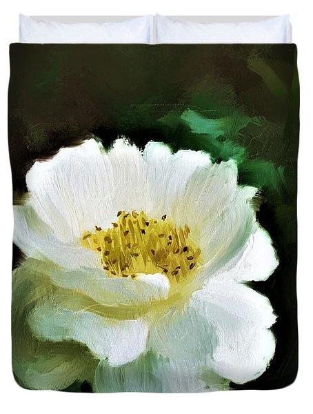 Simple Beauty Duvet Cover