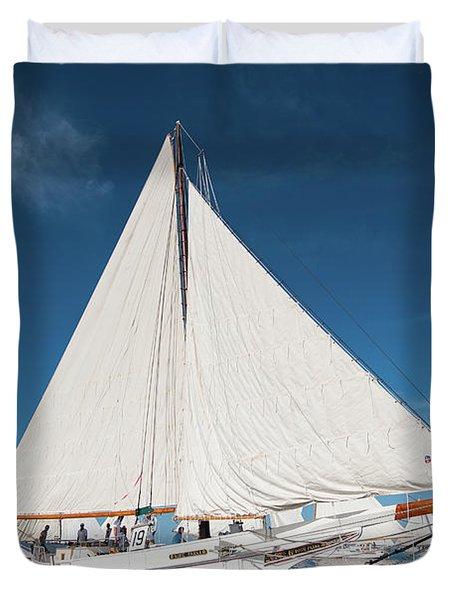 Skipjack Rosie Parks Duvet Cover