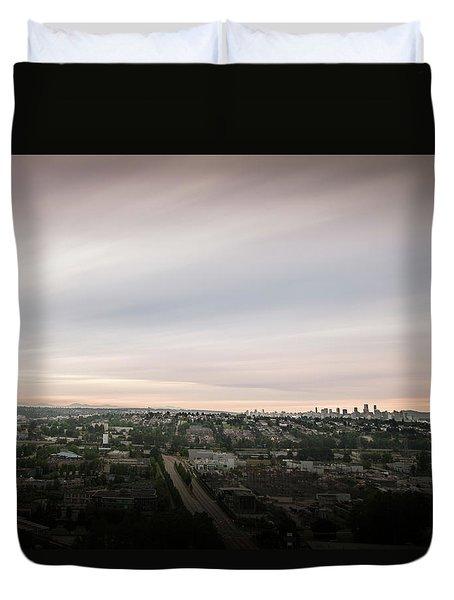 Sky View Duvet Cover
