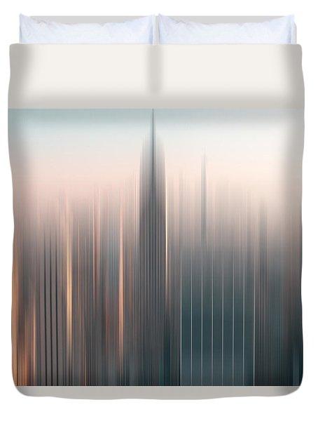 skyline I Duvet Cover