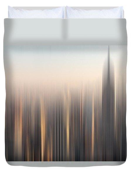 skyline II Duvet Cover