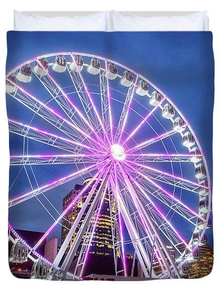 Skystar Ferris Wheel Duvet Cover