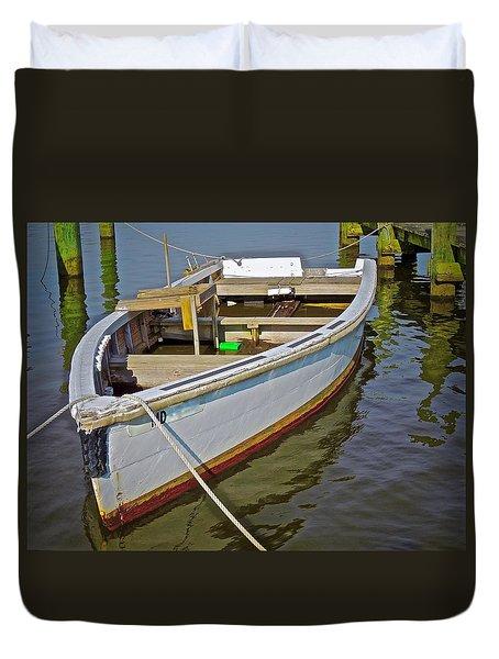 Slow Float Duvet Cover