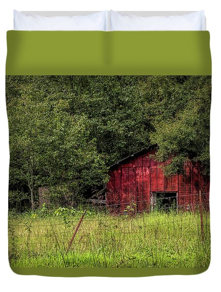 Small Barn Duvet Cover