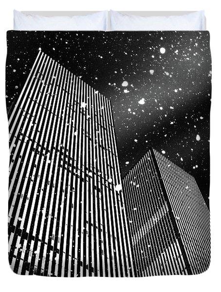 Snow Collection Set 03 Duvet Cover