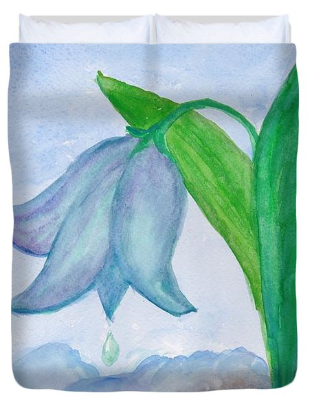 Snowdrop Duvet Cover