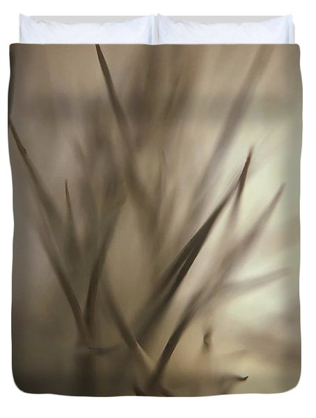 Soft And Spiky Duvet Cover