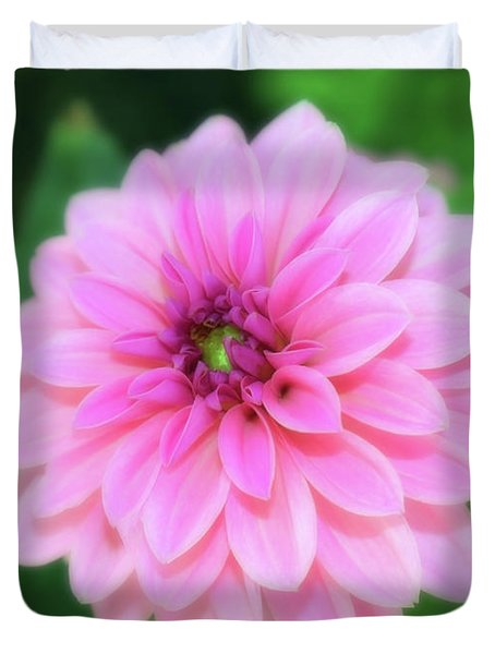 Soft Pink And Beautiful Duvet Cover