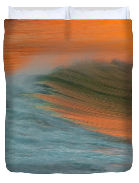 Soft Wave Duvet Cover