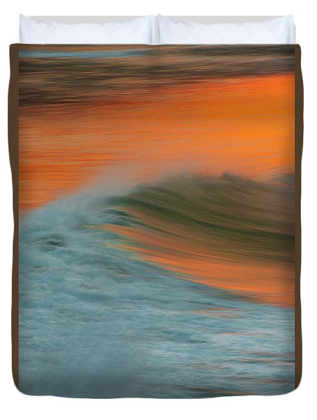 Soft Wave Duvet Cover