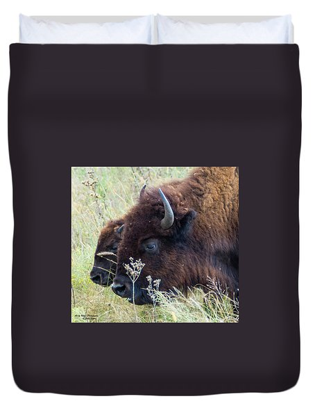 Someone To Watch Over Me Duvet Cover