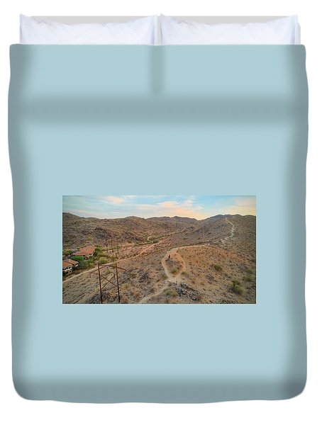 South Mountain Duvet Cover