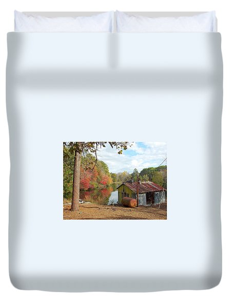 Southern Sunday Duvet Cover