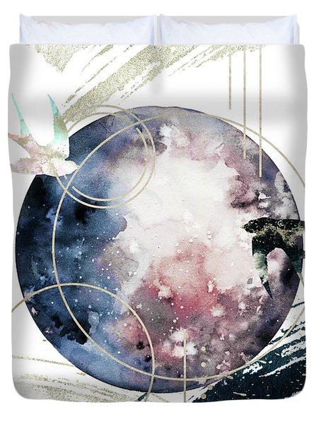 Space Operetta Duvet Cover