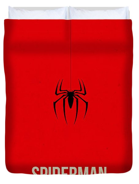 Spider-man Duvet Cover