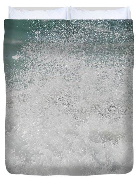Splash Collection Duvet Cover