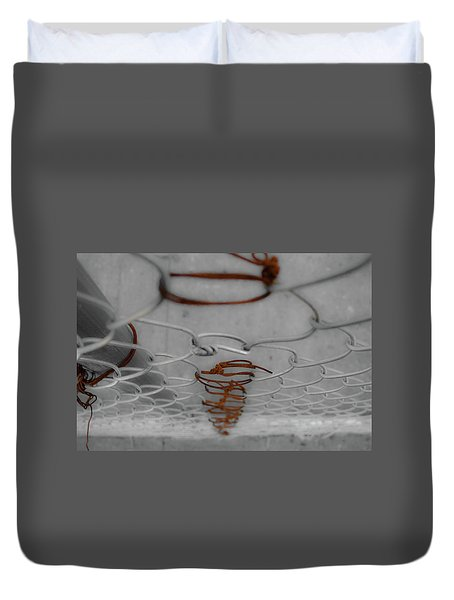 Splice Duvet Cover