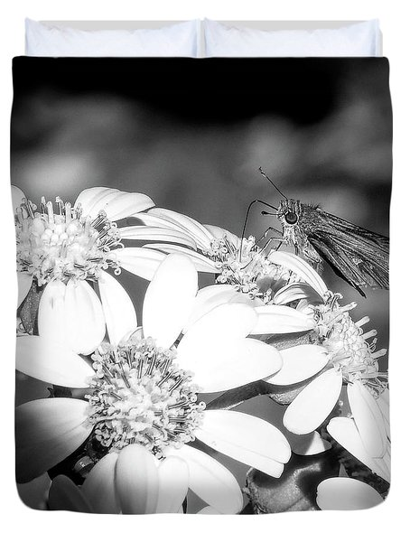 Spotlight To Pollinate Duvet Cover