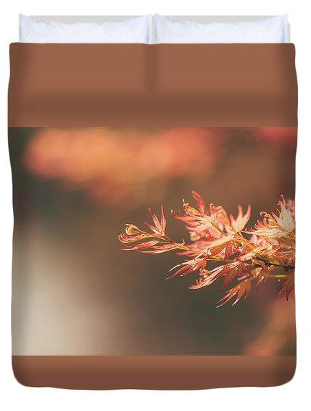 Spring Or Fall Duvet Cover