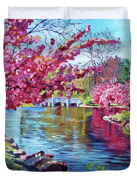 Spring Soliloquy Duvet Cover
