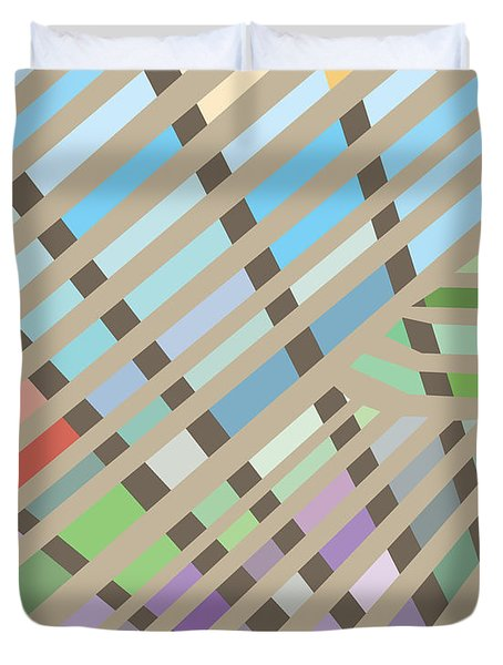 Springpanel Duvet Cover