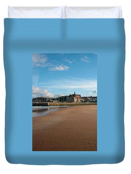 St Andrews, Fife Duvet Cover