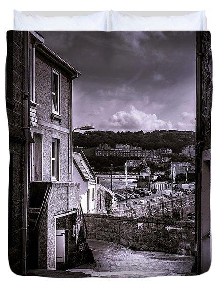 St Ives Street Duvet Cover