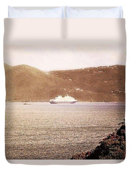 St. John Anchorage Duvet Cover