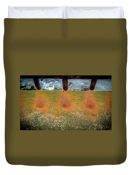 Stains Duvet Cover