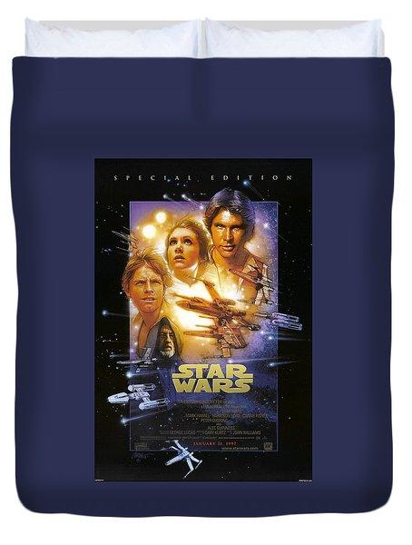 Star Wars. Episodio Iv Duvet Cover