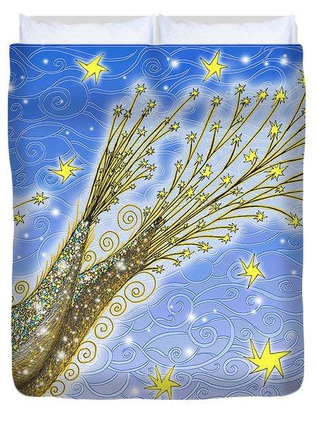 Starbird Duvet Cover