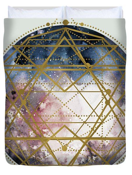 Starchild Duvet Cover