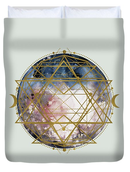 Starchild Duvet Cover