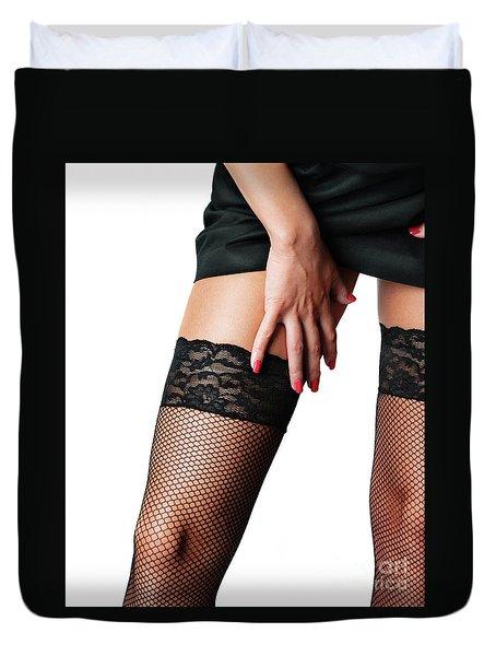 Stockings Duvet Cover