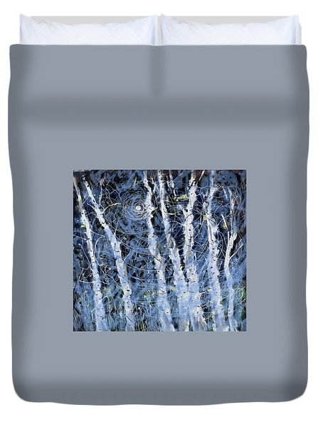 Stormy Night Duvet Cover