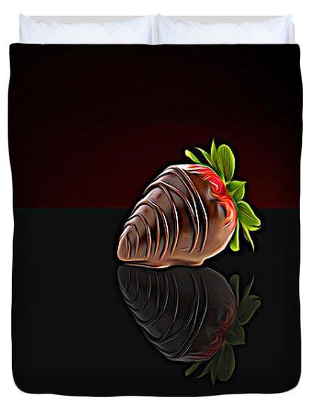 Strawberry Duvet Cover