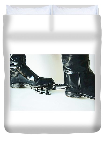 Studio. Boots And Boot Pull. Duvet Cover
