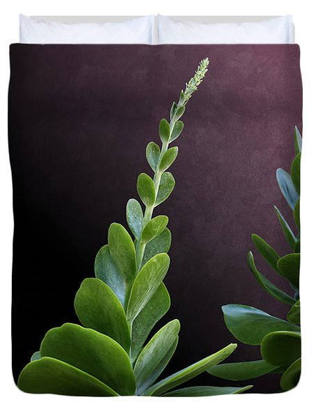 Succulent Spear Duvet Cover