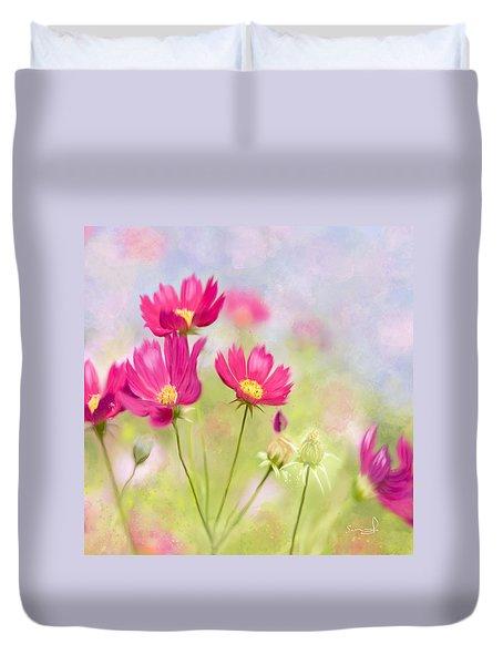 Summer Blossom Duvet Cover
