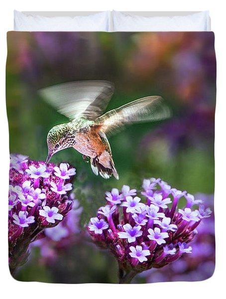 Summer Colors Duvet Cover