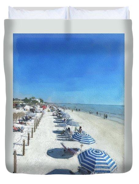Summer Day Duvet Cover