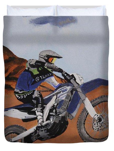 Summer Ride 2 Duvet Cover